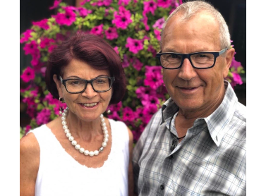 Bernadette und Werner Leibacher