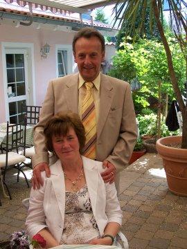 Helmut und Helen Schiftner